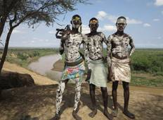 Tribe of the Omo Valley, South Ethiopia Tour