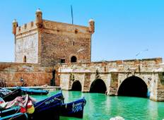 Marrakech & Essaouira  4 days  Tour
