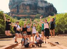 Sri Lanka Family Holiday Tour 10-Day Tour