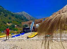 Albania Adventure  in the Most Untouched Beaches in Albanian Coastline Tour
