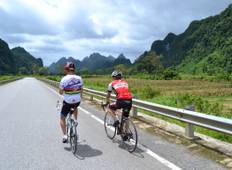 Cycling Ho Chi Minh Trail Tour