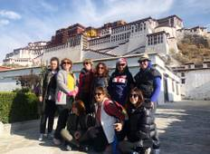 Overland Tibet with EBC Tour 8 days Tour