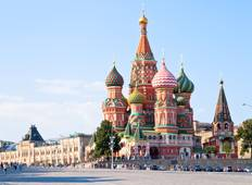 12 days Moscow-St.Petersburg Tour