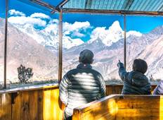 Everest View Luxury Trek Tour