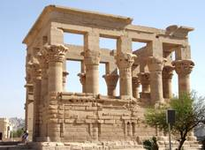 Cairo to Amman Tour & Ancient Egypt River Cruise Tour