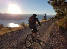 Hike & Bike the Trans Canada Trail from Vancouver to the Okanagan Tour