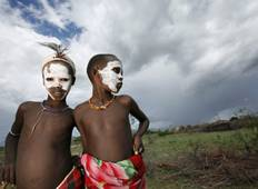 Shortest Tour to the Most Famous Tribes in Omo Valley - Mursi - Karo and Hamer Tour