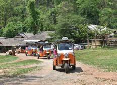 3 Day Tuk Tuk Mountain Adventure with driver Tour
