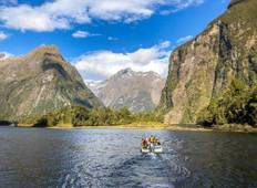 New Zealand Pure South Island Adventure Tour Tour