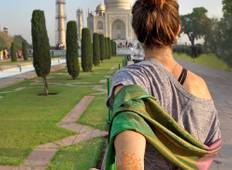 Golden Triangle 4-Day Tour from Jaipur (Ending in Delhi) Tour