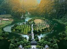 Viet Nam Impressed With 5 Days 4 Nights( From Hanoi To Ninh Binh)-SIC TOUR Tour