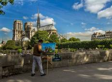 All about Paris with Loire, Burgundy, Champagne and Normandy  Tour