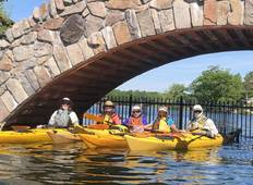 1000 Islands Kayaking Adventure Tour
