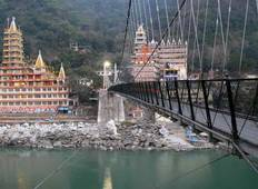 Spiritual Tour to Ganges (Delhi - Haridwar - Rishikesh) Tour