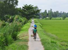 Excellent Cycling Mekong 3 Days Tour