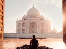 From Delhi: Private Taj Mahal Sunrise & Sunset 2-Day Tour Tour
