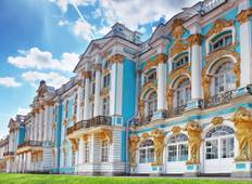 The Splendour of Saint Petersburg and Moscow Tour