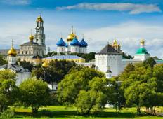 Saint Petersburg, Moscow and Golden Ring  Tour