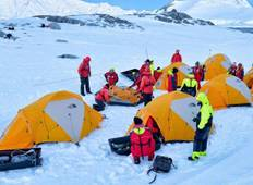 Chilean Fjords and Antarctica - White Christmas Adventure Tour