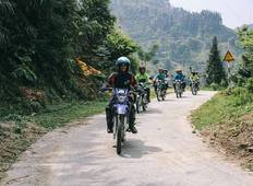 Ha Giang Motobike Tour 3 days 2 nights Tour