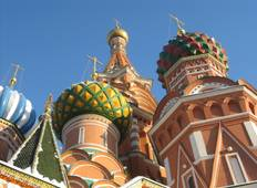 Two Russian Capitals and The Golden Ring Tour