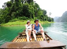 3 Days 2 Nights Khaosok Jungle and Bamboo Rafting Discovery Tour