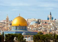 A Journey through Antiquity, Cairo to Jerusalem Tour