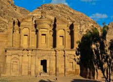 Petra & Wadi Rum Tour for 03 Days - 02 Nights (Petra 1st night, Wadi Rum the 2nd Night) from Eilat border Tour