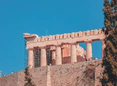 Athens Escape plus 7- night 3 Continents Cruise Tour