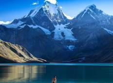 Mini-Huayhuash Trek - 4 Days Tour