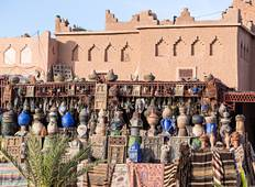 Trekking in Morocco: Sahara Adventure - 4 Days Tour