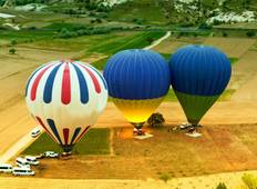Royal Balloon Flight Include 3 Days Private Cappadocia Tour Tour