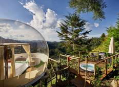 Glamping & Luxe Slumber in Colombia Tour