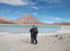 By flight from La Paz: Visit Uyuni Salt Flats 3days 2 nights. Tour