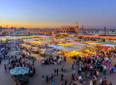 10 Days from Tangier to Desert and Marrakech Tour