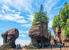 Wonders of the Bay of Fundy Tour