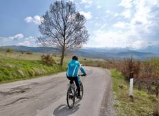8 Days - On a Bike from Ohrid Lake to Mediterranean  Tour