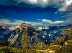 Wandern in Sequoia, Kings Canyon und Yosemite Rundreise