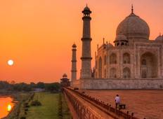 3 Days Golden Triangle Tour with Sunrise Tajmahal Tour  Tour