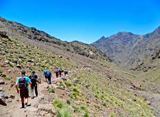 Trekking In Morocco: Toubkal Trek - 3 Days Tour