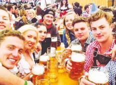 Oktoberfest London 7 Days Tour
