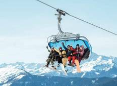 Ski Austria Hopfgarten 4Nights Tour