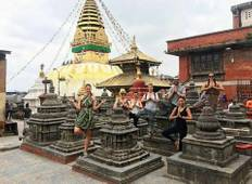 One Week Holiday Yoga, Meditation, Hiking and Tour Retreat in Kathmandu, Nepal Tour