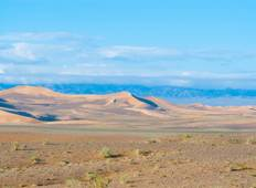 Mongolia Loop Tour Tour