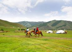 Best of Mongolia - 5 Days Tour