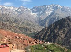 Trekking in Morocco: Jebel Toubkal Summer Ascent - 4 Days Tour