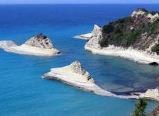 Ionian Islands Sailing Adventure from Corfu Tour