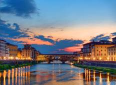 Gourmet Tuscany with Florence Tour