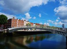 Introduction to Ireland with London Tour