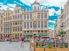 Best Of Holland , Belgium And Luxembourg End Amsterdam (12 destinations) Tour